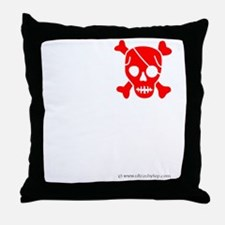 Mie Throw Pillow