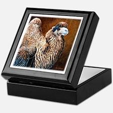 Bactrian Camel Keepsake Box