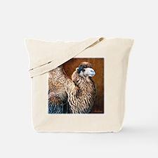 Badtrian Camel Tote Bag