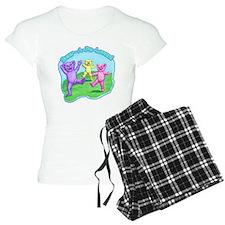 teddy-bears-kids-tshirt pajamas