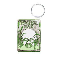 Frog Legs Rag Keychains