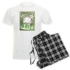 Frog Legs Rag Pajamas
