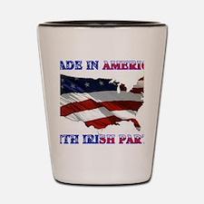 IRISH PARTS Shot Glass