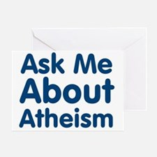 askatheism-01 Greeting Card