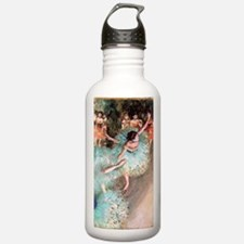 degas dancers Water Bottle