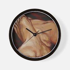 BROKENNESS_FEET2 Wall Clock