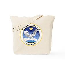 210th Rescue Squadron Detachament 1 Tote Bag