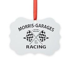 Vintage Morris Garages MG British Ornament