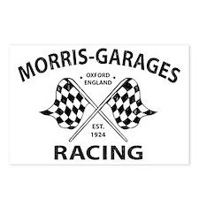 Vintage Morris Garages MG Postcards (Package of 8)