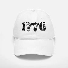 1776 Baseball Baseball Cap