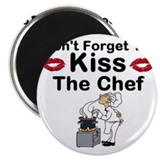 dont forget to kiss Magnet