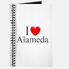 """I Love Alameda"" Journal"