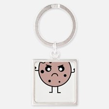 toughcookie3 Square Keychain