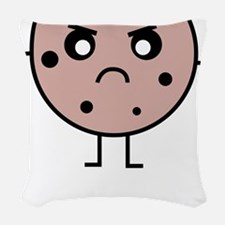 toughcookie3 Woven Throw Pillow