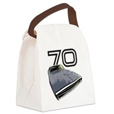 Charger 1970 Canvas Lunch Bag