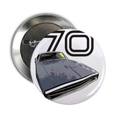 """Charger 1970 2.25"""" Button"""