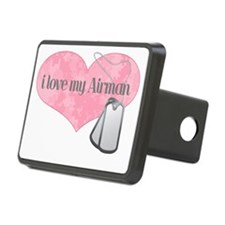 Heart airman Hitch Cover
