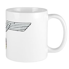wehrmacht eagle commemorative Mug