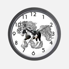 large -gypsy Wall Clock