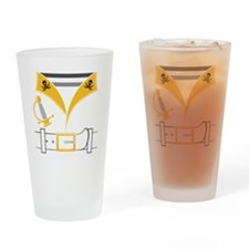Pirate Drinking Glass