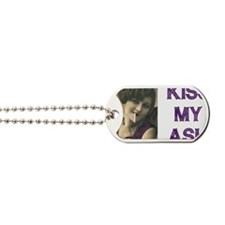 Kiss My Ash Dog Tags