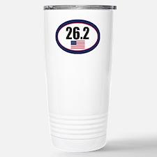 USA-262-OVALsticker Travel Mug