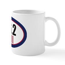 USA-262-OVALsticker Mug