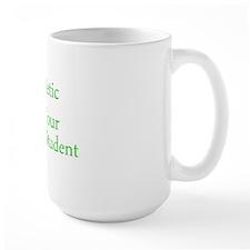 my retic Mug