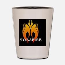 MOBAFire Shot Glass