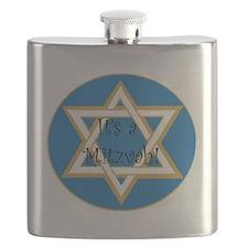 mitzvah Flask