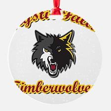 MFTimberwolves Journals Ornament