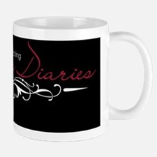 Rather Be Watching TVD Pillow Small Small Mug