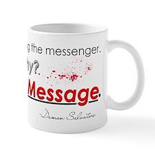 Sending a Message Hat Mug