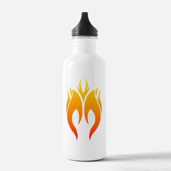 logo-mark Water Bottle
