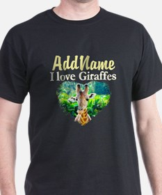 GIRAFFES RULE T-Shirt