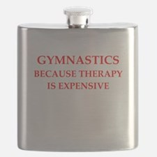gymnastics Flask