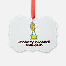 ff champion2 Ornament