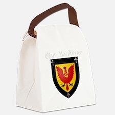 Wmn_plusscoop_frontblk Canvas Lunch Bag