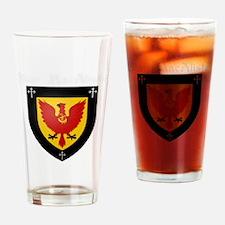 Wmn_plusscoop_frontblk Drinking Glass