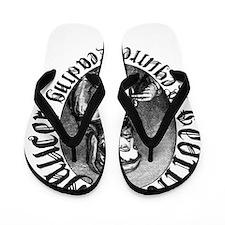 chaucer_safe Flip Flops