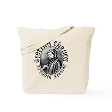 chaucer_safe Tote Bag