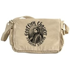 chaucer_safe Messenger Bag