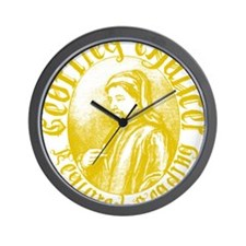 chaucer_onk Wall Clock