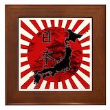 Japan Framed Tiles