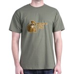 Protect Your Nuts Dark T-Shirt