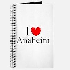 """""""I Love Anaheim"""" Journal"""