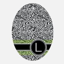 441_damask_monogram_L2 Oval Ornament