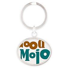 GoodMojo Oval Keychain