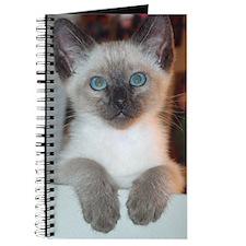 siamese kitten Journal