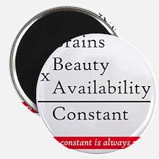 Constant - love? Magnet